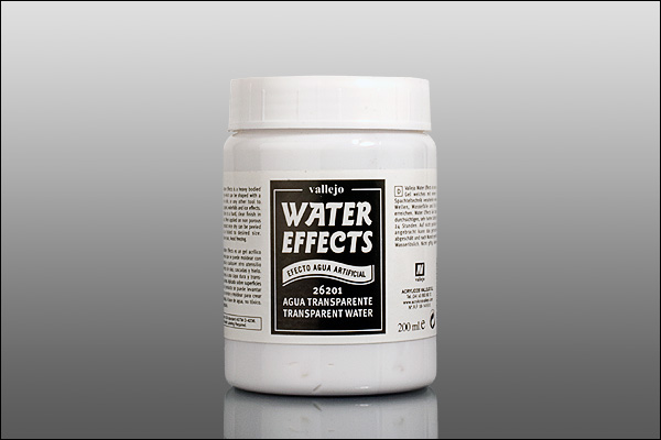 Vallejo Water Texture 200 ml